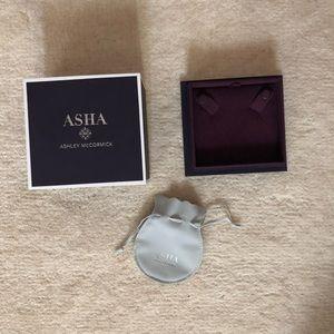 Asha Ashley McCormick Jewelry Box